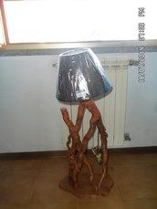 LAMPADA PIANTANA  MOD. BALLO DI COPPIA -