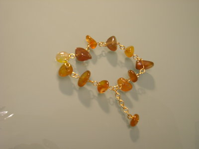"BRACCIALE ""amber"""