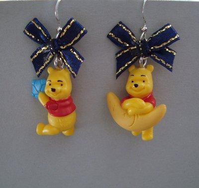 orecchini winnie the pooh