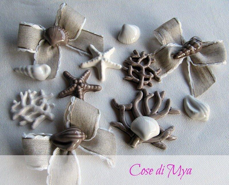 Miniature in ceramica