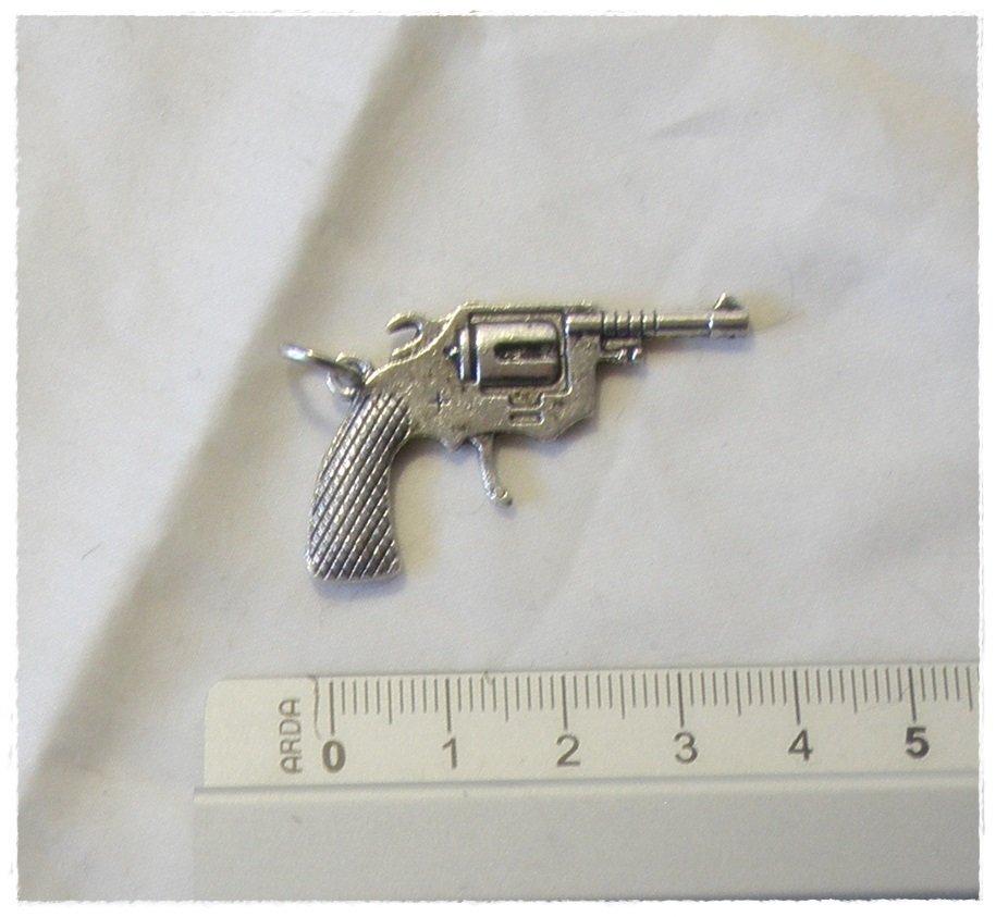 ciondolo Pistola