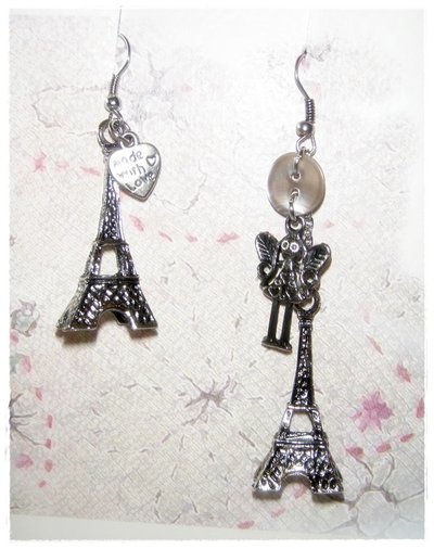 """orecchini """"Paris"""""""