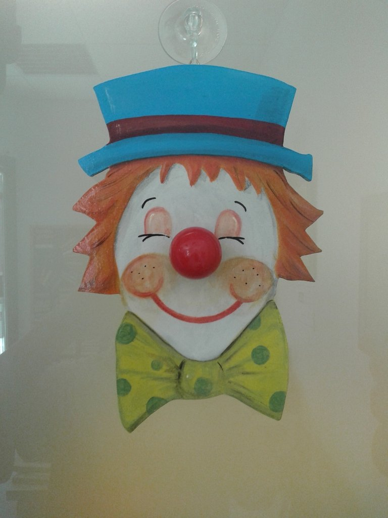 CLOWN ATTACCAPANNI