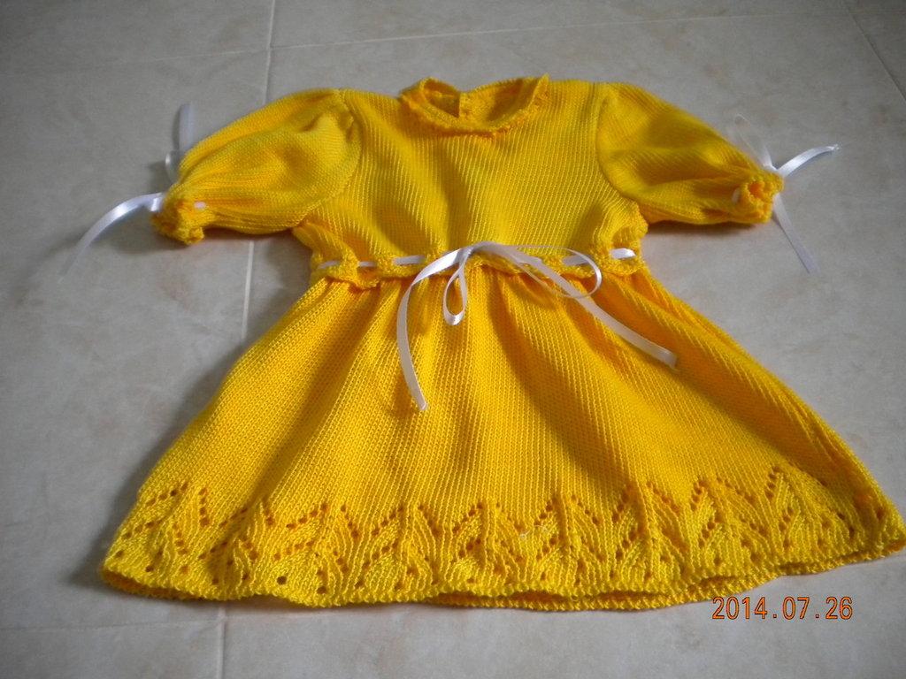vestitino  per  bambina