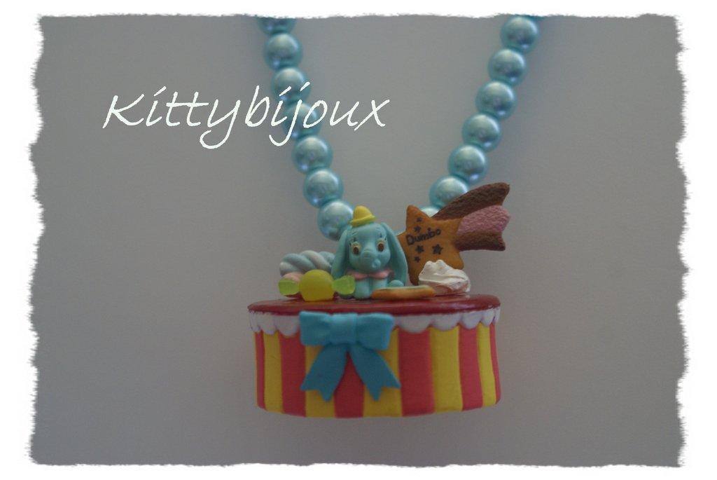 Collana Dumbo cake