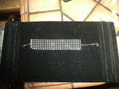 braccialetto della swarovski