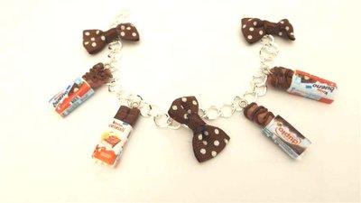 INSERZIONE LIZZY - 2 bracciali con charms