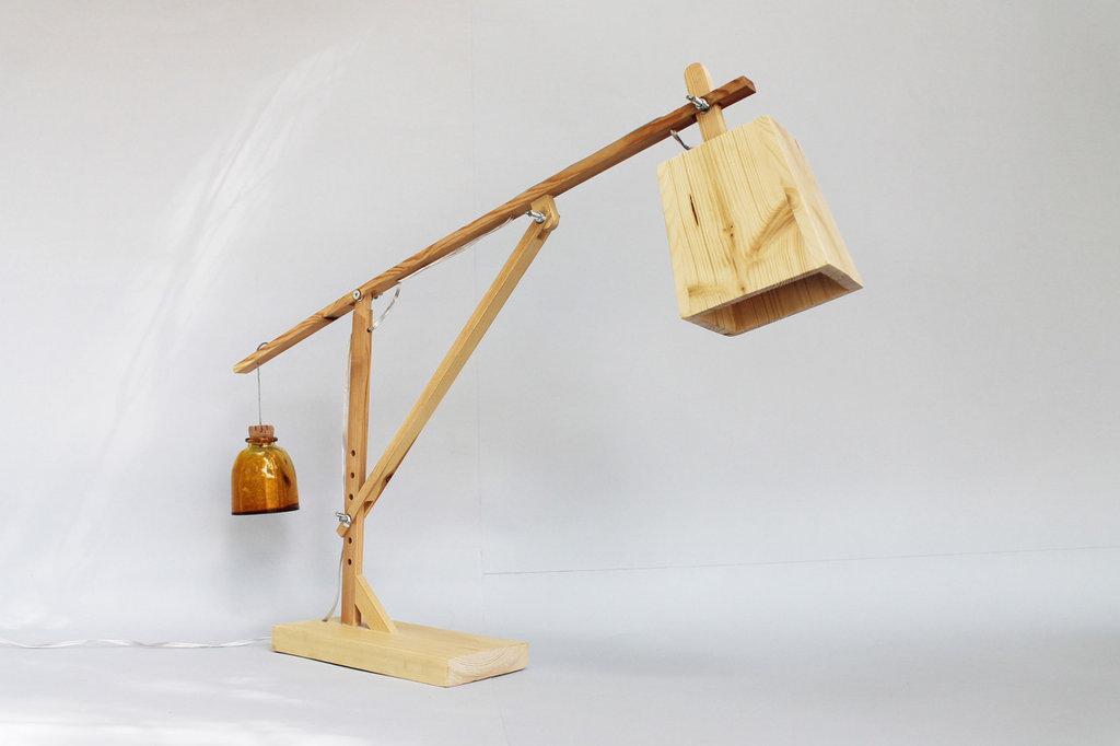 Lampade di legno fai da te best come costruire una cassetta di