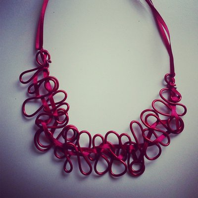 """Collana """"Rouge"""""""