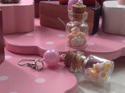 Bottigliette marshmallow