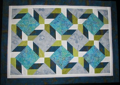 trapuntina patchwork disegno serendipity