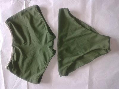 monokini doppia Lycra italiana