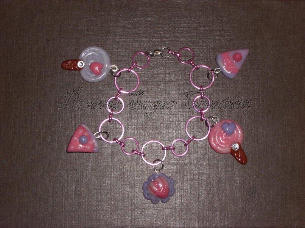 Bracciale Dolcioso Pink