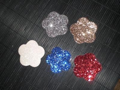 Fiori glitter
