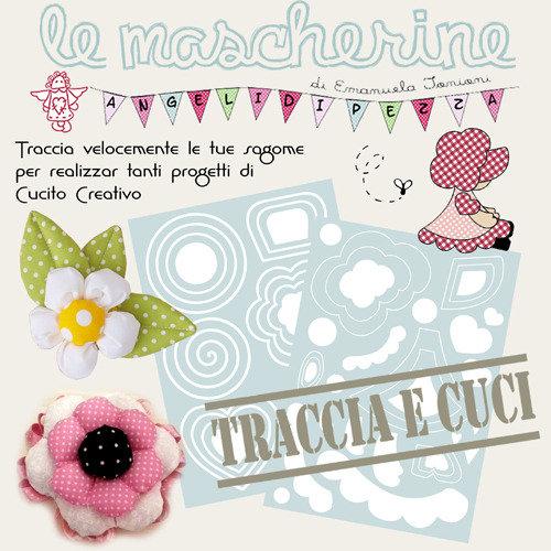 """""""Cuori, Fiori e Fragole"""" - Le Mascherine"""