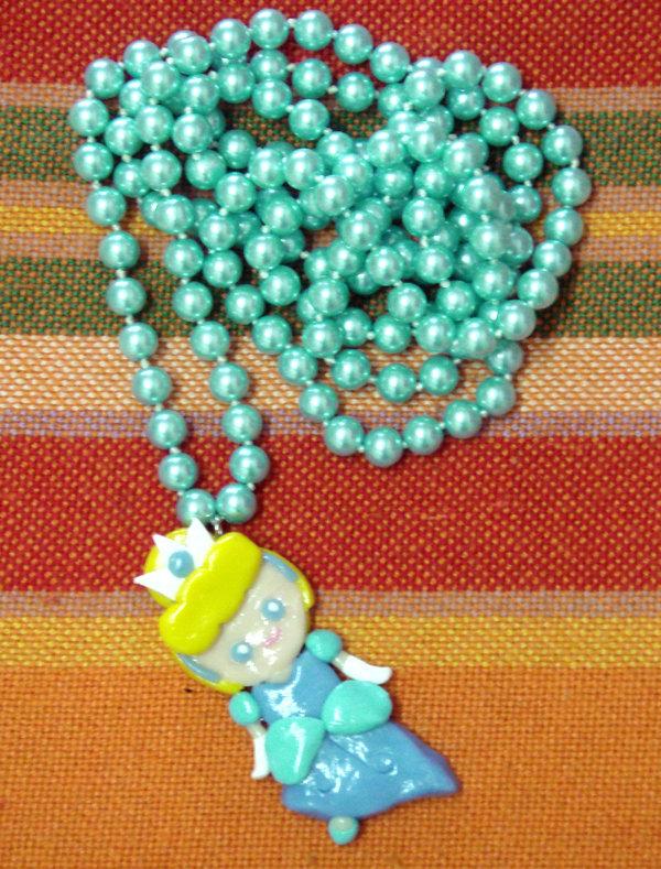 Collana di perle con Cenerentola!