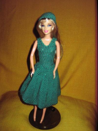 vestito barbie