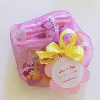 Gadget Festa Di Compleanno Per Bambina Bomboniera O Idea Regalo U