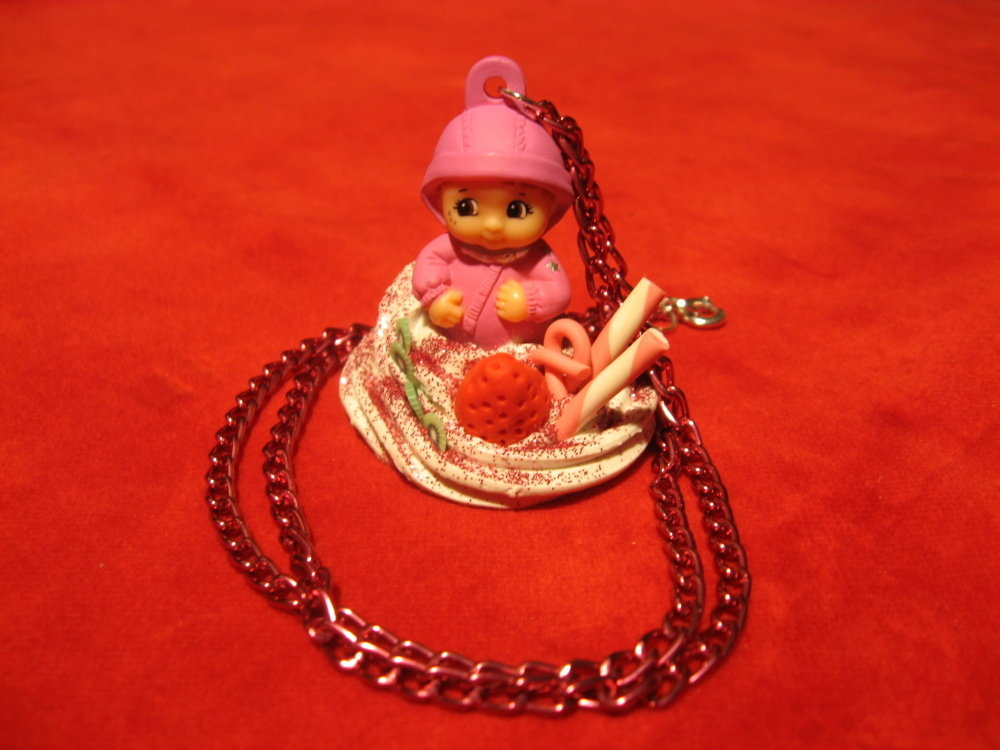 Collana Sweet Baby (pink)