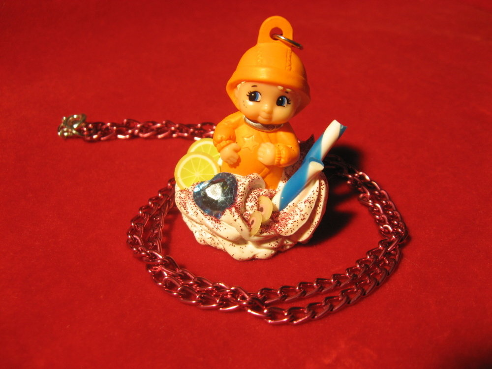 Collana Sweet Baby (orange)