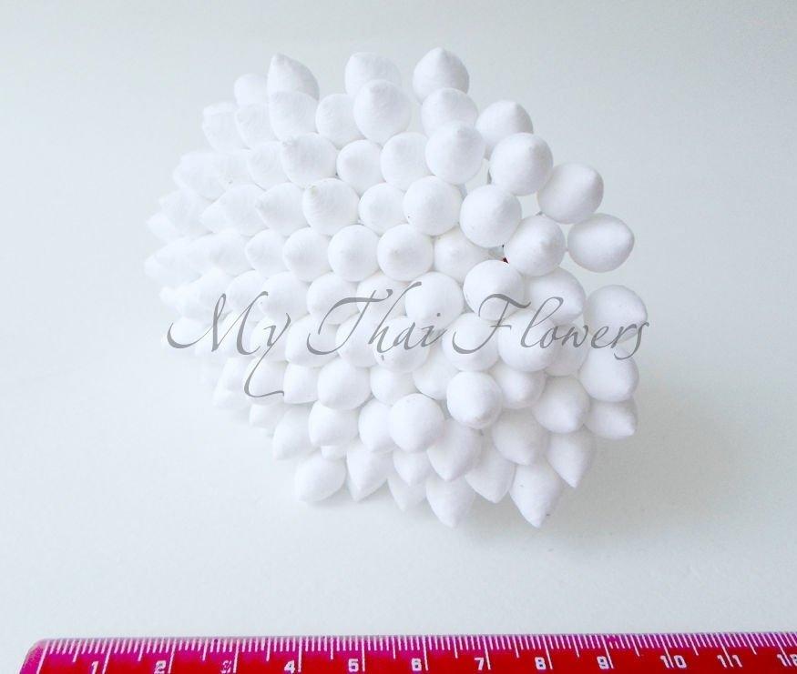 sboccia di fiore In cottone