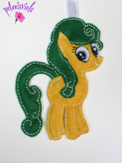 """ My pony"" ciondolo per zaino"