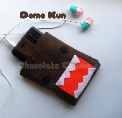 Porta mp3/cellulare Domo Kun