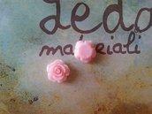 Cabochon rosa - colore rosa