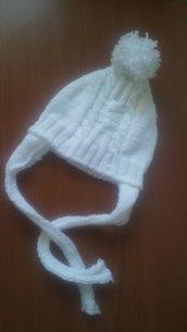 Linea fiocco di neve cappellino cod.1