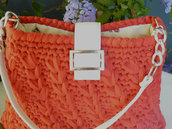 borsa rosa pesca