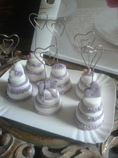 minicake sposi