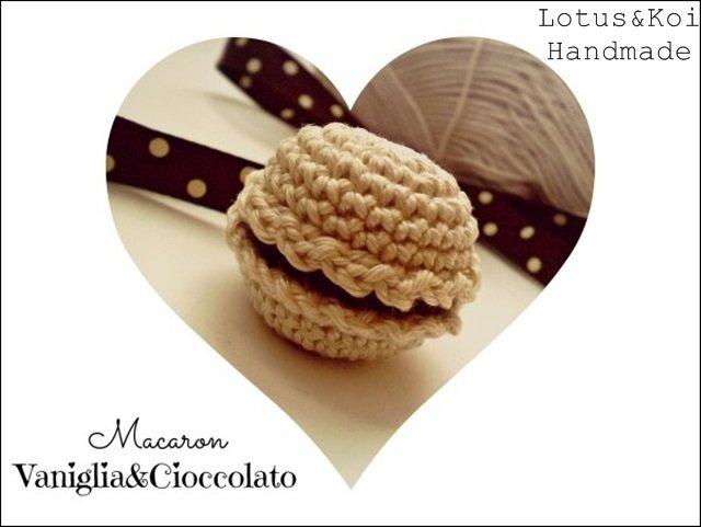 Crochet Macaron Amigurumi