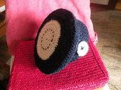 cappello basco francese bambina