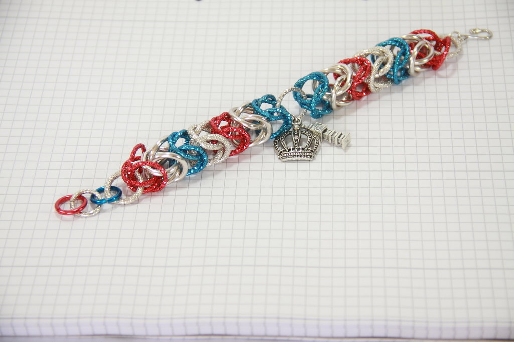 Bracciale Chainmail England