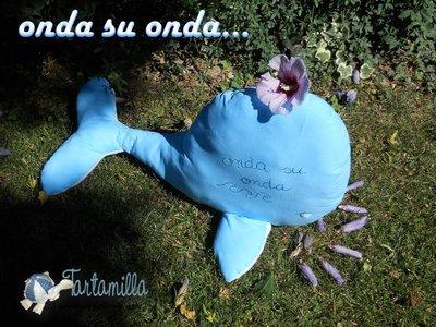 Balena giocattolo
