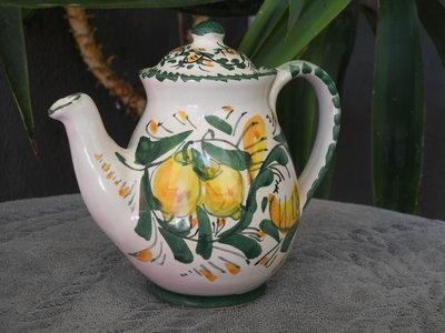 Caffettiera in ceramica