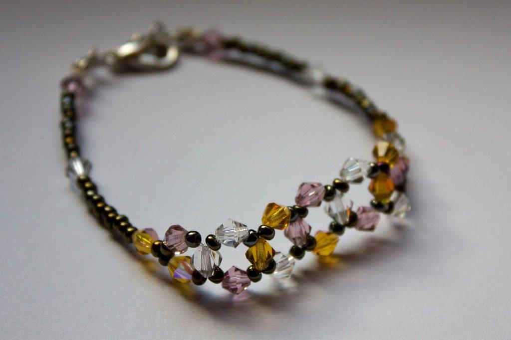 braccialetto swarovski