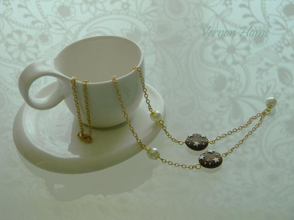 Collana oro Linea Pandistelle