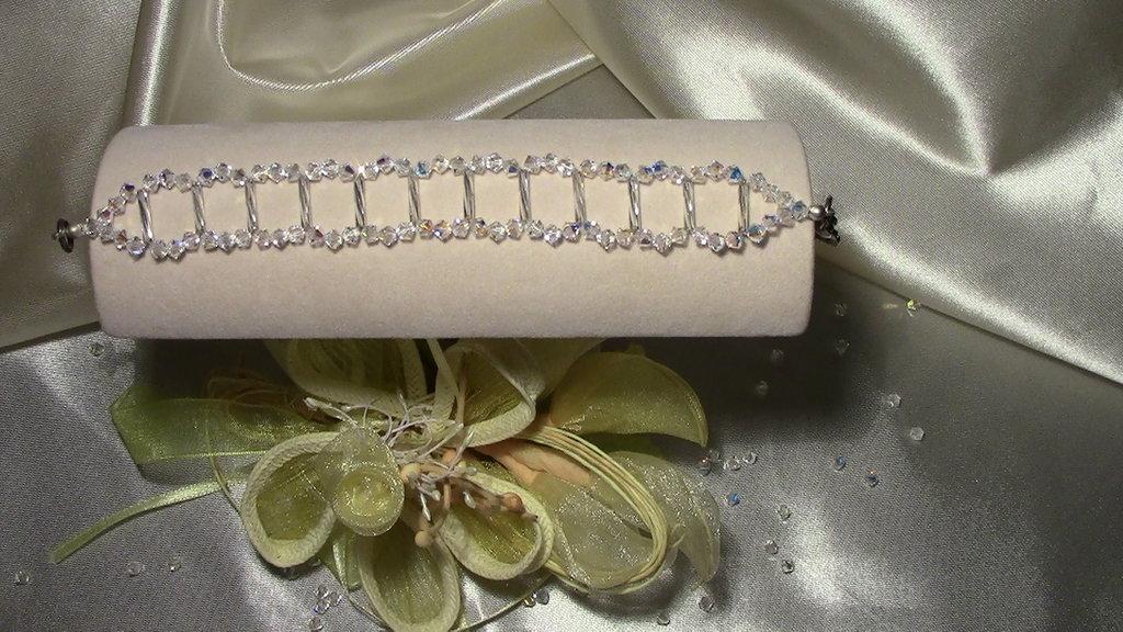 Bracciale in cristallo swarovski
