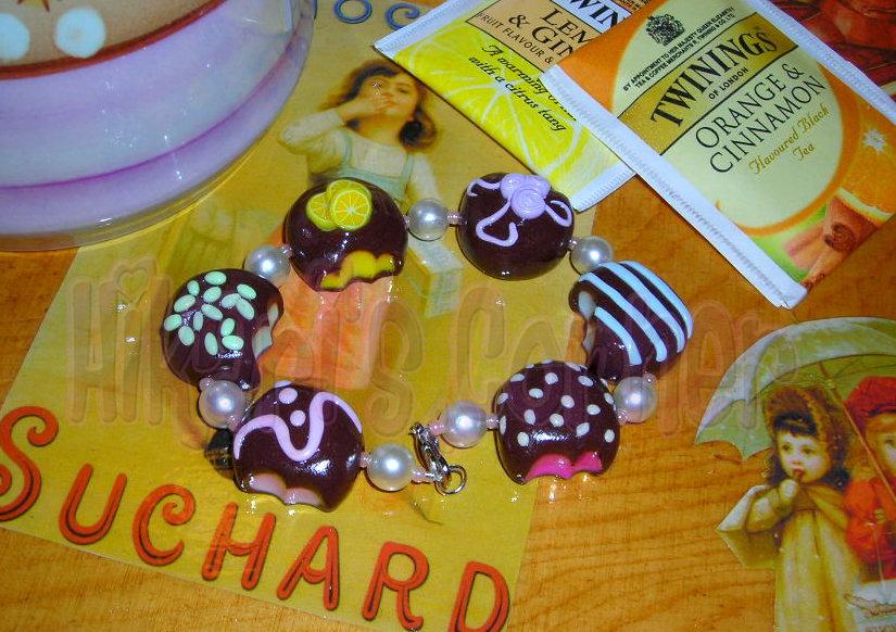 Bracciale Cioccolatoso