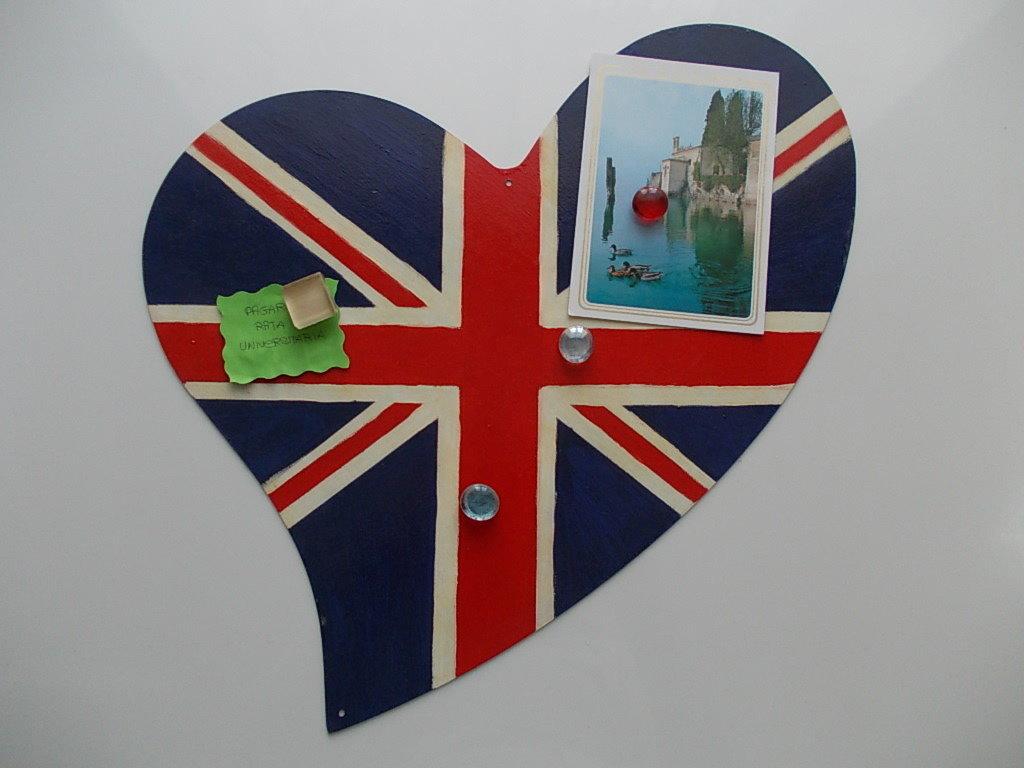memo magnetico cuore england