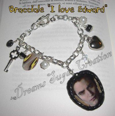 BRACCIALE I ♥ EDWARD
