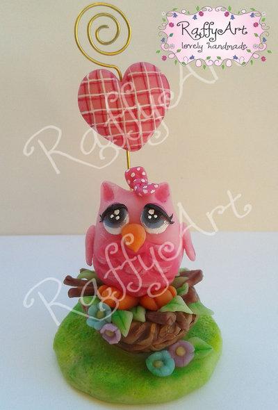 """Bomboniera """"Sweet Owlet"""" (personalizzabile)"""