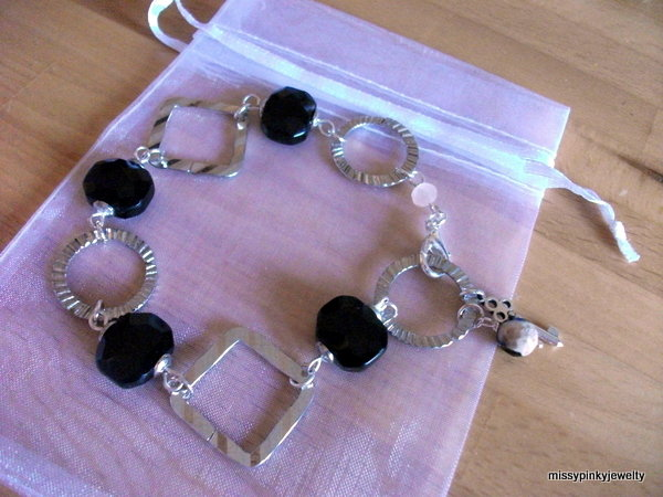 "Bracciale "" Geometric shapes"""