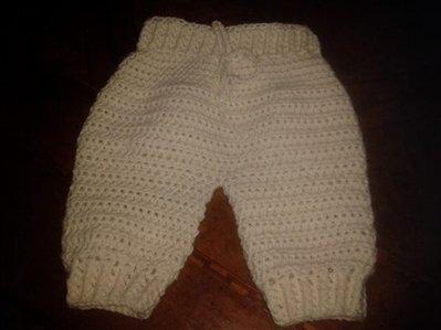 pantaloncino bimbo/a 4 mesi circa