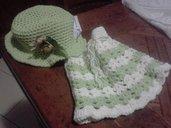 cappellino e gonnellina