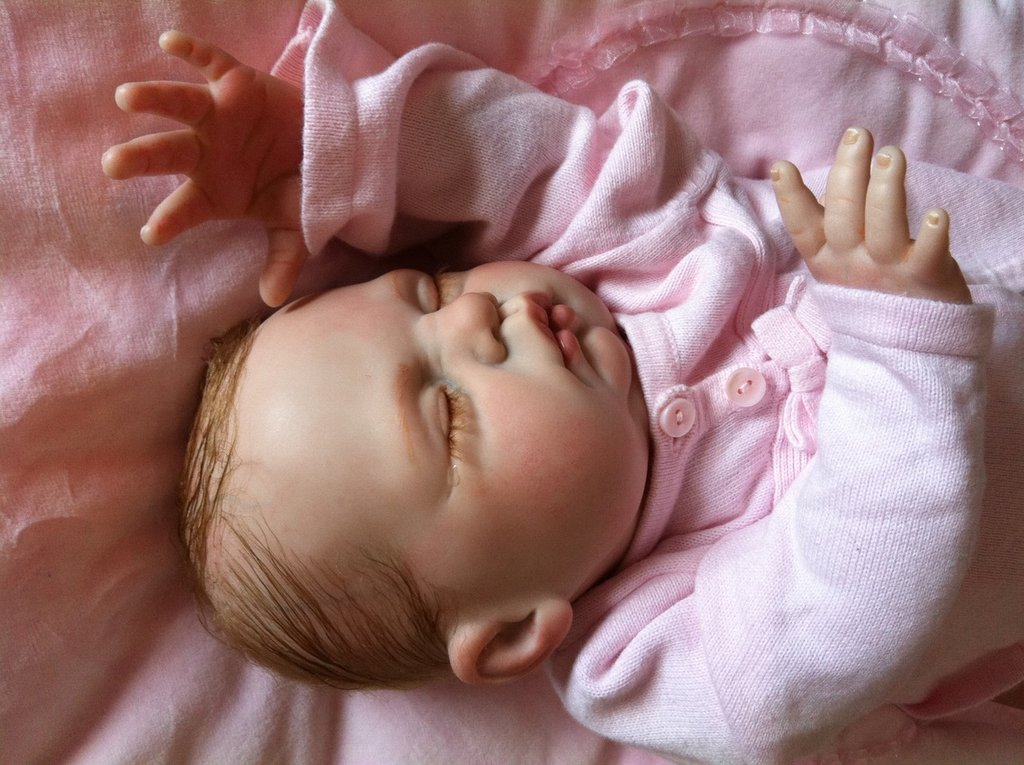 Ambra reborn doll