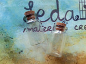 Bottiglietta in vetro 45x22mm