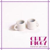 1 x tazzina di ceramica in miniatura