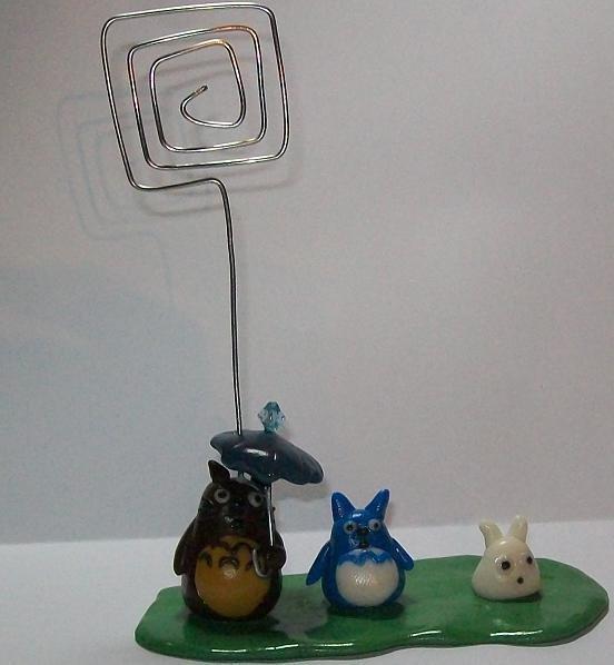 Portafoto Totoro